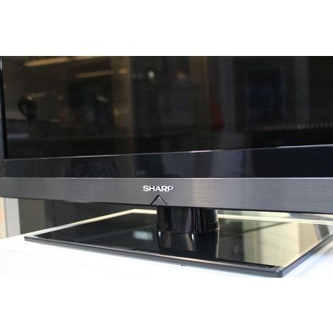 Sharp Aquos 100Hz Full HD LCD LED Backlight Zwart