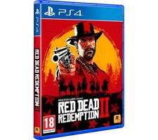 Playstation 4 Red Dead Redemption 2 PS4
