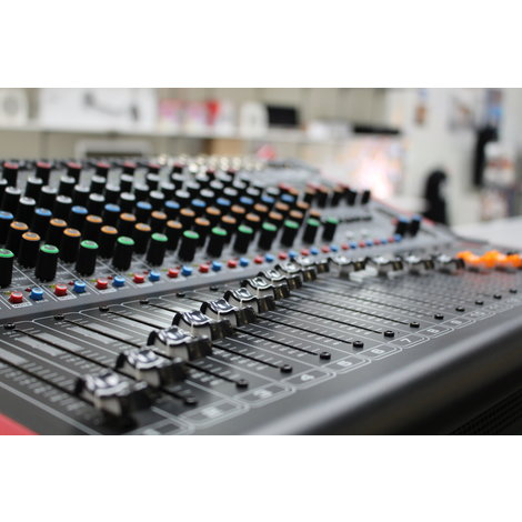 Power Dynamics PDM-S1604A Stage Mixer 16Ch Nieuwstaat