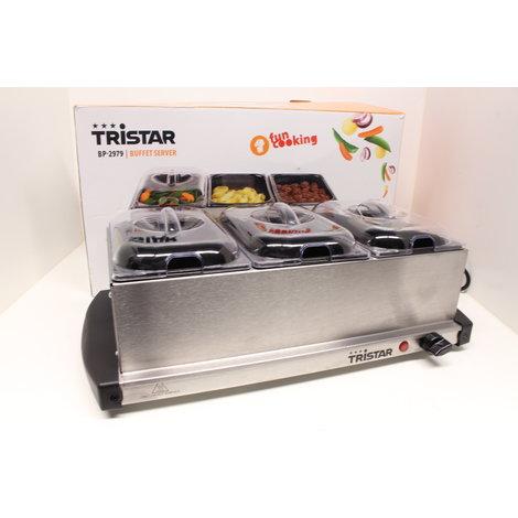 TRISTAR BP-2979 Buffetverwarmer En Warmhoudplaat | Nieuw |