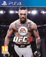 Playstation 4 UFC 3 PS4