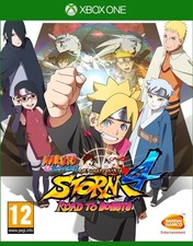 Naruto Ultimat Ninja Storm 4 Xbox One