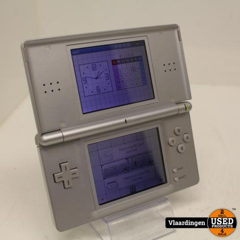 Nintendo DS Lite Grijs -met garantie-