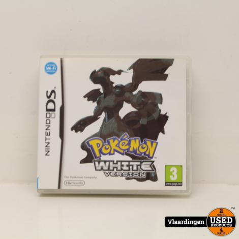 Nintendo DS Game: Pokemon Black Version