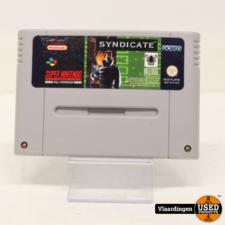 Nintendo Syndicate Super Nintendo SNES
