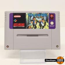 Nintendo The Blues Brothers Super Nintendo SNES