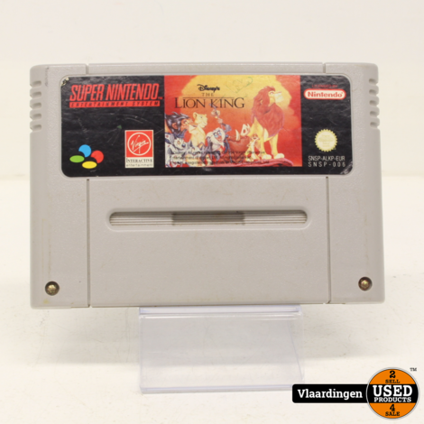 Lion King  Super Nintendo NES