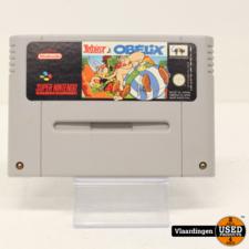 Nintendo Astrix en Obelix Super Nintendo SNES