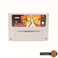 Lucky Luke SNES Super Nintendo