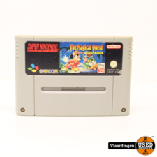 The Magical Quest Starring Mickey Mouse  Nintendo SNES