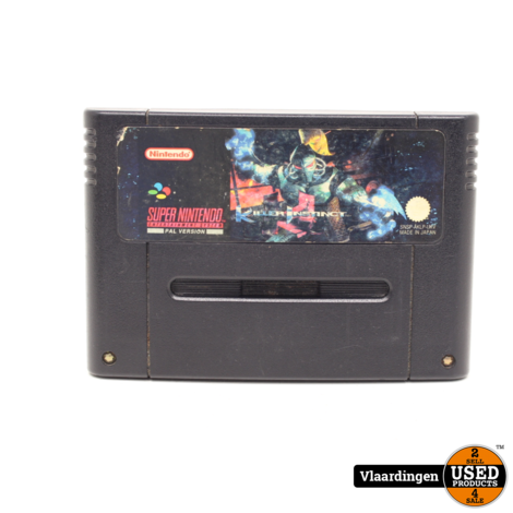 Killer Instinct SNES Super Nintendo