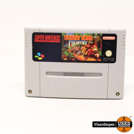 Donkey Kong Country  SNES Super Nintendo