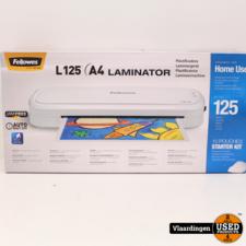 L125 Laminator *Nieuw in doos*