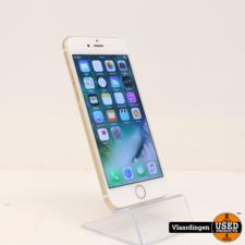 iPhone iPhone 6 64GB Gold-met garantie-