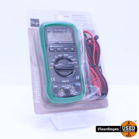Multimeter professional 600V *NIEUW*