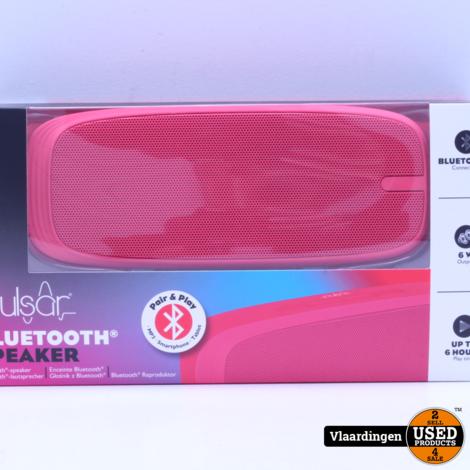 Pulsar Bluetooth Speaker   - Nieuw in Doos -