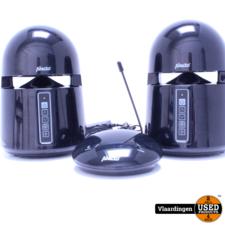 Alecto Alecto DSS-35 Draadloos luidsprekersysteem. -met garantie-