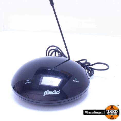 Alecto DSS-35 Draadloos luidsprekersysteem. -met garantie-