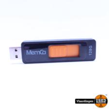 memca MemCa USB Stick 128GB  - Nieuw-