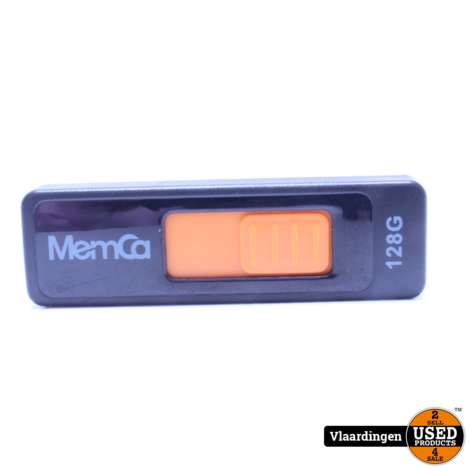 MemCa USB Stick 128GB  - Nieuw-