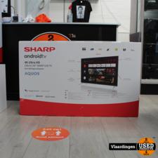 sharp Sharp 50 inch 4K Ultra HD Android Smart TV - Nieuw in doos - 2 jaar Garantie -