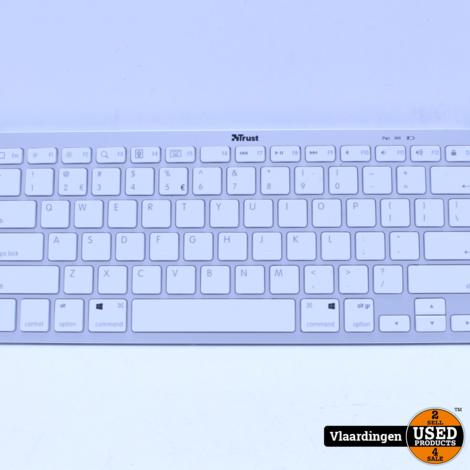 Wireless Bluetooth Keyboard for PC, laptop, tablet & phone ZGAN