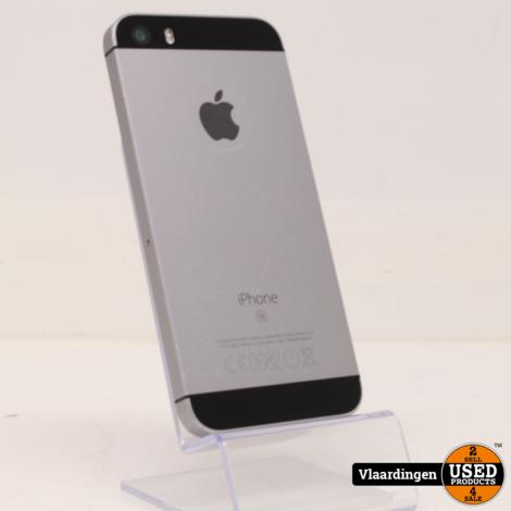 iPhone SE 64GB Space Grey