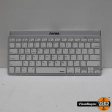 Hama Hama Wireless Bluetooth Keyboard X300 *Nieuwstaat*