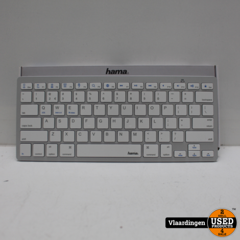 Hama Wireless Bluetooth Keyboard X300 *Nieuwstaat*