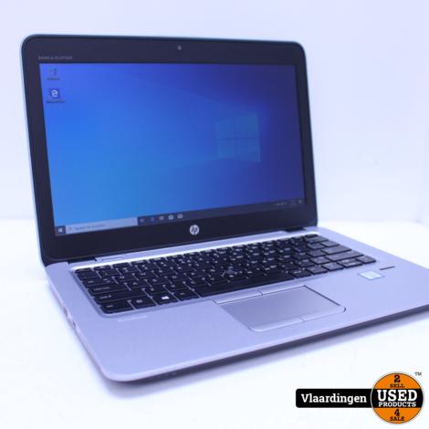 HP Elitebook 820 G3 - Win 10 Pro - i5 - 16GB - 180GB SSD - Met garantie