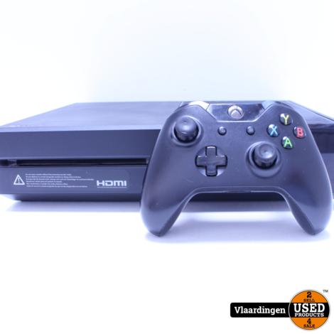 Microsoft XBox One 500GB -met garantie-