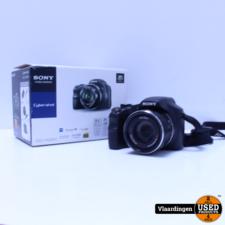 Sony Sony DSC HX200V 18.2 MP  - 30x Optische Zoom - Full HD Movie
