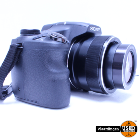 Sony DSC HX200V 18.2 MP  - 30x Optische Zoom - Full HD Movie