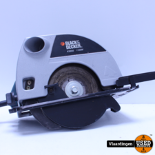 Black&Decker Black en Decker KS 855 1100W Cirkelzaag