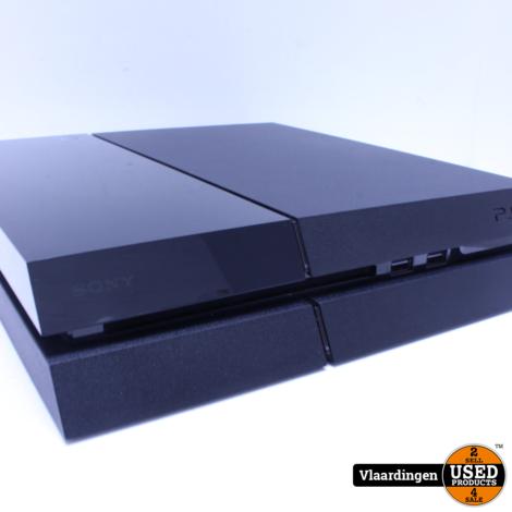 Sony Playstation 4 500GB -met garantie-
