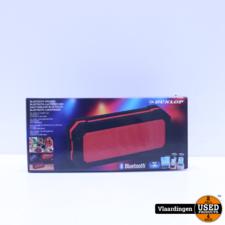 Dunlop Dunlop Bluetooth speaker - Outdoor - 2x3W *ZGAN*