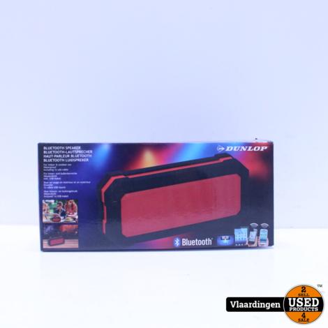 Dunlop Bluetooth speaker - Outdoor - 2x3W *ZGAN*
