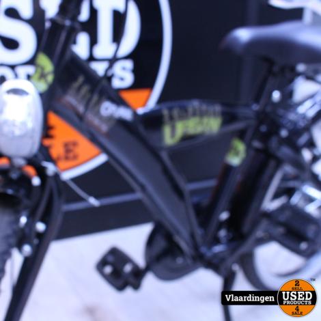 Bike Fun Urban Grunge 20 Inch.* NIEUWSTAAT*