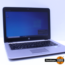 HP HP Elitebook 820 G3 - i5 6300U - 16GB - 180GB SSD