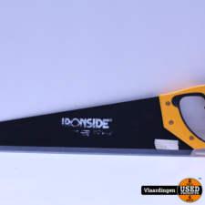 Ironside Ironside Handzaag ptfe coat hardpoint 550mm