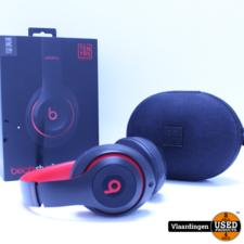 beats Beats Studio 3 Wireless Decade Collection Zwart/Rood - Top Staat - Met garantie tot 20-06-2021