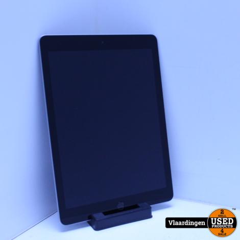 iPad 6th Generation - 32GB - Space Grey - In zeer goede staat - met garantie -