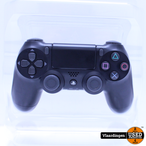 Sony Playstation 4 Controller Zwart
