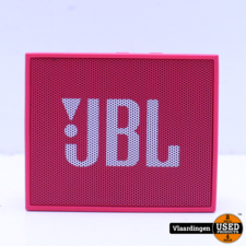 JBL JBL Go Roze - Nieuwstaat-