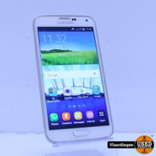 Samsung Samsung Galaxy S5 16GB Wit - Met Garantie -