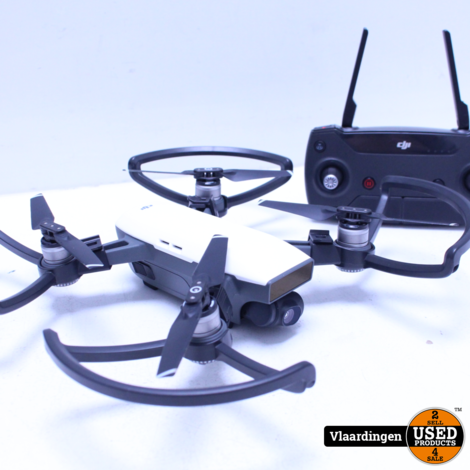DJI Spark Fly More Combo Incl controller - Topstaat -