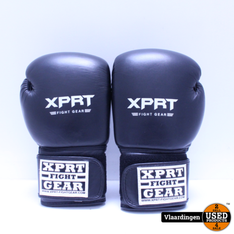 XPRT Kickboks set MAAT L- 14 OZ Handschoenen - Scheenbeschermers - Kruisbeschermer - Nieuw -