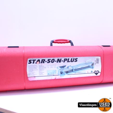 RUBI STAR 50 N PLUS Tegelsnijdersnijder 51CM