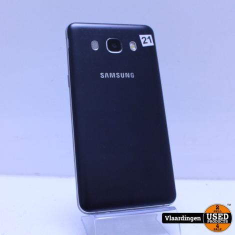 Samsung Galaxy J5 16GB zwart