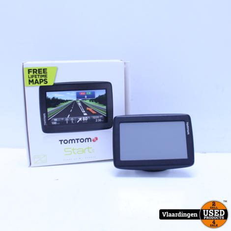 TomTom Start 20 M Europe Lifetime Updates